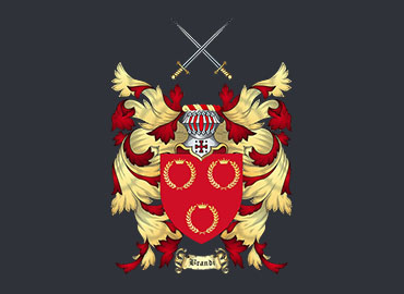 Brandi Coat of Arms